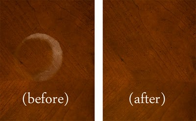 How to Remove White Stains On Wood Furniture